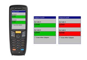 Barcode Comparison Checker